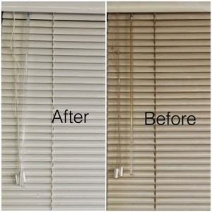 Ultrasonic Blind Cleaning Perth